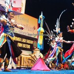 Lomba Tarian Pendalaman, authentic, Borneo, 中加里曼丹, Palangka Raya, cultural dance, event, pesta adat, native, Suku Dayak, Pariwisata, tourist attraction, tradisional, travel guide, tribal, tribe,