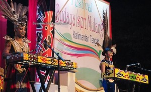 Lomba Jawi Nyai, indigenous, event, talent show, carnival, Borneo, 中加里曼丹, Kalimantan Tengah, Palangka Raya, native, Obyek wisata, Tourism, travel guide, tribal, backpackers, Indonesia