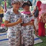 Lomba Memasak, cooking competition, authentic, backpackers, Borneo, Central Kalimantan, native, suku dayak, event, tourist attraction, traditional, travel guide, tribal, tribe, Kalteng, food presentation,