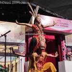 Lomba Tarian Pendalaman, authentic, Borneo, Central Kalimantan, 中加里曼丹, Palangkaraya, cultural dance, event, carnival, native, Suku Dayak, Pariwisata, tourist attraction, tradisional, tribal, tribe