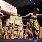 Lomba Tarian Pendalaman, Indigenous, backpackers, Borneo, Central Kalimantan, 中加里曼丹, Indonesia, culture, carnival, native, Suku Dayak, Obyek wisata, Tourism, tribal, tribe, 土著文化舞蹈,