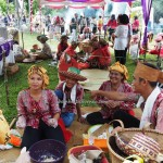 Lomba Memasak, exotic delicacy, Festival Budaya, Isen Mulang, Authentic, backpackers, Borneo, 中加里曼丹, Palangkaraya, native, suku dayak, Carnival, Obyek wisata, Tourism, tradisional, tribal