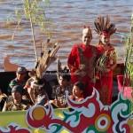 Lomba Jukung, Festival budaya, Pesta adat, Indigenous, Borneo, 中加里曼丹, Indonesia, Palangkaraya, carnival, cultural dance, native, Sungai Kahayan, Pariwisata, Tourism, traditional, travel guide,