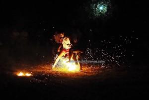 football, Lomba Sepak Sawut Apui, Festival Budaya, indigneous, Kalteng, Borneo, Indonesia, culture, event, native, Obyek wisata, permainan tradisional, traditional games, sports, Suku Dayak, tourist attraction,