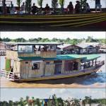 Lomba Jukung, Festival budaya, Indigenous, backpackers, Borneo, Kalteng, Indonesia, Palangka Raya, carnival, native, Suku Dayak, Sungai Kahayan, Obyek wisata, Tourism, traditional, travel guide,