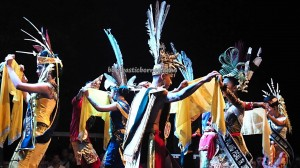 authentic, Indigenous, cultural dance, event, beauty contest, Borneo, Central Kalimantan, 中加里曼丹, Indonesia, native, Suku Dayak, Pariwisata, Tourism, travel guide, tribal, tribe,
