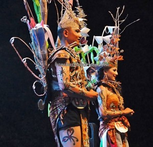authentic, Indigenous, cultural dance, Festival Budaya, talent show, carnival, Borneo, Kalimantan Tengah, native, Suku Dayak, Pariwisata, Tourism, traditional, tribal, tribe, backpackers,