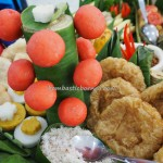 Pertandingan Mangenta, exotic delicacy, Food decoration, cooking competition, Festival Budaya, Authentic, Borneo, 中加里曼丹, Palangkaraya, culture, suku dayak, event, Obyek wisata, Tourism, traditional, garnishing
