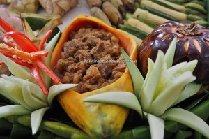 Lomba Mangenta, exotic delicacy, Food presentation, cooking competition, Festival Budaya, Isen Mulang, Authentic, Indigenous, Borneo, 中加里曼丹, Palangka Raya, garnishing, native, Carnival, tourism, travel guide,