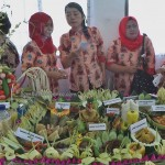 Lomba Mangenta, exotic delicacy, Food decoration, cooking competition, Isen Mulang, Indigenous, backpackers, Borneo, native, suku dayak, event, tourist attraction, tradisional, travel guide, presentation,