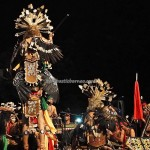 Lomba Tarian Pendalaman, Isen Mulang, authentic, indigenous. Borneo, 中加里曼丹, Indonesia, cultural dance, pesta adat, native, Suku Dayak, Tourism, tradisional, tribal, tribe, 土著文化舞蹈,