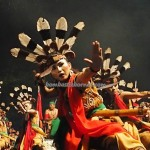 Lomba Tarian Pendalaman, Festival Budaya, Isen Mulang, Indigenous, backpackers, Borneo, 中加里曼丹, Palangka Raya, culture, carnival, Suku Dayak, Pariwisata, tourist attraction, tradisional, travel guide, tribal,