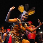 Lomba Tarian Pendalaman, Indigenous, backpackers, Borneo, 中加里曼丹, Kalteng, Indonesia, Palangkaraya, culture, event, native, Suku Dayak, tourist attraction, travel guide, tribal, 土著文化舞蹈,