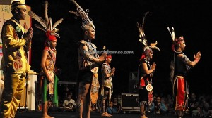 authentic, Indigenous, culture, Festival Budaya, event, talent show, Borneo, Central Kalimantan, Kalteng, native, Ethnic, Pariwisata, Tourism, travel guide, tribe, backpackers,