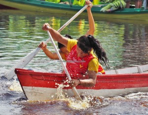 Lomba Besei Kambe, authentic, Borneo, Palangka Raya, Kalteng, culture, event, Jembatan Kahayan, Sungai Kahayan, dayak, Obyek wisata, Sports, tourism, travel guide, tribe