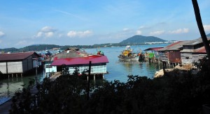 backpackers, Pulau Pangkor, Island, Perak, Malaysia, destination, family vacation, holiday, fishing village, Fu Lin Gong Temple, Sungai Pinang Besar, Tourism, tourist attraction, travel guide, laut,