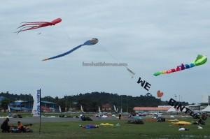Borneo,International, Layang-Layang antarabangsa, championship, Dual Line Stunt Kites, double delta kite, sport kite, event, Malaysia, Old Bintulu Airport, outdoors, Tourism, travel guide, 婆罗洲国际风筝节, 民都鲁沙捞越