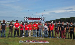 Borneo, International, Layang-Layang antarabangsa, backpackers, championship, Remote Control Stealth Plane, sport kite, event, Malaysia, Old Bintulu Airport, outdoors, tourist attraction, travel guide, 婆罗洲国际风筝节, 民都鲁沙捞越