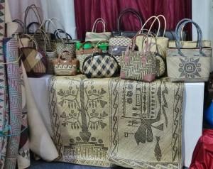 handicrafts, authentic, exhibition, Borneo, 中加里曼丹, Indonesia, Kota Palangkaraya, event, Festival Budaya, native, Suku Dayak, Pariwisata, Tourism, traditional, travel guide, village,