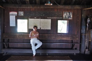 authentic, indigenous, backpackers, Central Kalimantan, 中加里曼丹, Gunung Mas, Rungan, Rumah Betang Toyoi, tribe, Dayak Ngaju, native, homestay, Obyek wisata, travel guide, tribal, village
