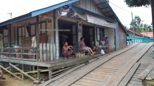 adventure, authentic, Borneo, 中加里曼丹, Indonesia, Gunung Mas, Rungan, Rumah Betang Toyoi, culture, Dayak Ngaju, native, longhouse, tourism, tribal, tribe, village
