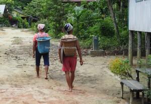 adventure, authentic, indigenous, Borneo, Indonesia, Rumah Betang Toyoi, culture, budaya, Dayak Ngaju, native, longhouse, Obyek wisata, Tourism, travel guide, tribe, village
