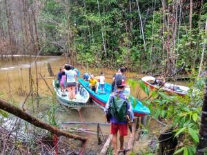 Gono Cascade, adventure, nature, outdoor, boat ride, Bengoh Dam, Padawan, Kuching, Malaysia, rural mini library, charity, volunteer, Community Service, tribe, Non Profit Organization,