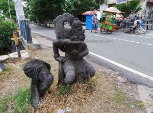 culture, native, Ethnic Banjarese, Borneo, Kalsel, Kota Seribu Sungai, pasar lama, patung, obyek wisata, Tourism, tourist attraction, tradisional, traditional, Hinduism
