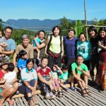 rural mini library, authentic, indigenous. Bengoh dam, Borneo, Kampung Ayun, Village. Padawan, volunteer, charity, education, dayak bidayuh, tribal, tribe, 沙捞越,