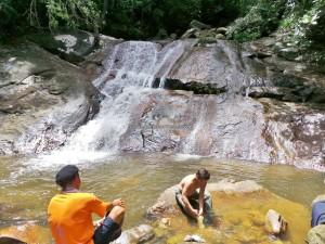 adventure, outdoor, boat ride, authentic. Bengoh Dam, Kampung, Padawan, Kuching, Malaysia, 沙捞越, charity, volunteer, Community Service, dayak bidayuh. tribe,