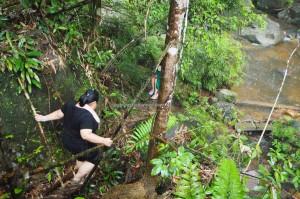 adventure, nature, outdoor, boat ride, Kampung Ayun, village, Borneo, Malaysia, 沙捞越, volunteer, Community Service, native, dayak bidayuh, tribe, Non Government Organization,