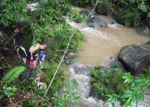 adventure, outdoor, boat ride, authentic. Bengoh Dam, village, Padawan, Kuching, Borneo, 沙捞越, charity, volunteer, Community Service, native. tribe