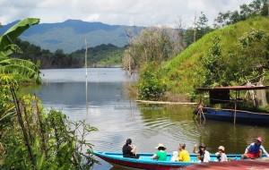 adventure, nature, outdoor, boat ride, authentic, indigenous. village, Borneo, Malaysia, 沙捞越, rural mini library, education. charity, native, dayak bidayuh,