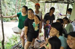 Gono Cascade, adventure, nature, outdoor, boat ride, authentic, Bengoh Dam, village, Borneo, Malaysia, 沙捞越, Community Service, seva, native, Non Government Organization,