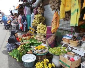 local vegetable, native, Ethnic Banjarese, Indonesia, Borneo, Kota Seribu Sungai, river city, street market, Tourism, tourist attraction, traditional, travel guide, village, 馬辰