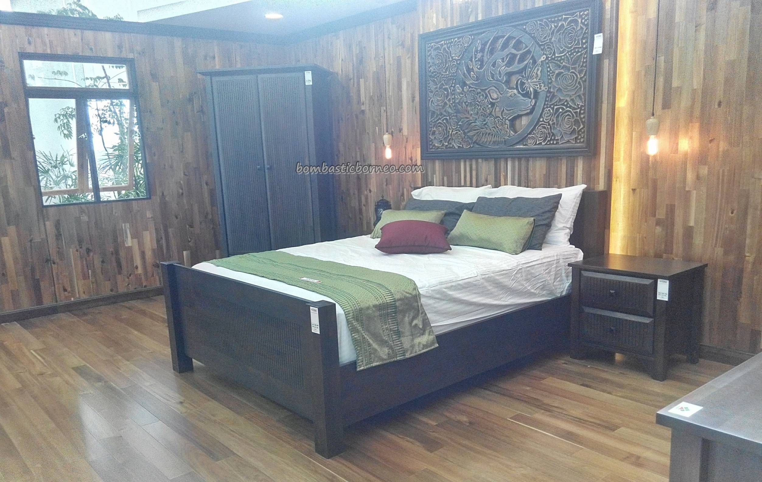 Solid Wood Furniture Kuching