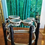 wood, bamboo musical instruments, bamboo products, Borneo Convention Centre Kuching, trade, consumer fair, event, exhibition, Indonesia, Malaysia, Small & Medium Entrepreneurs, 沙捞越展览会, furniture