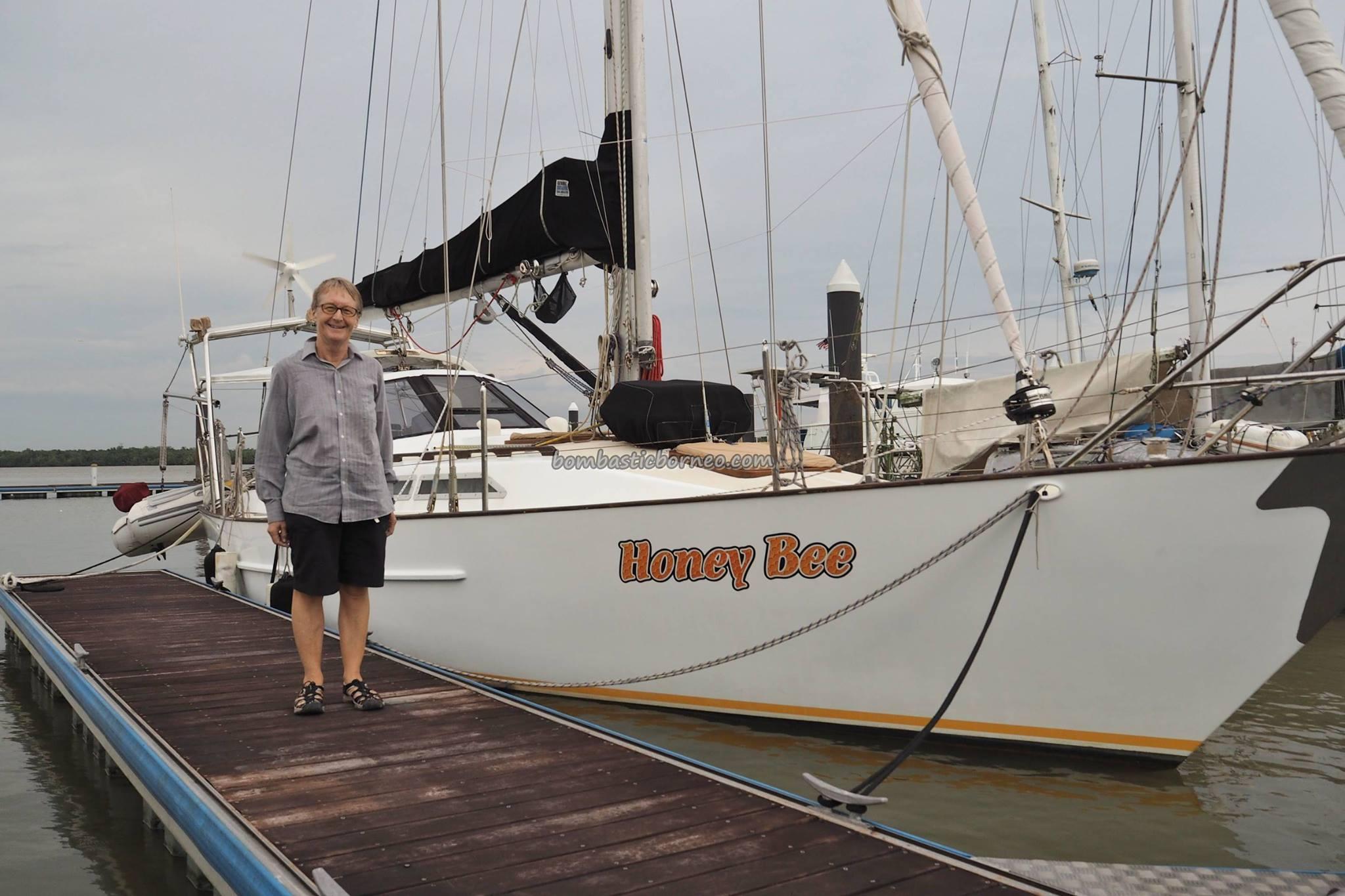 Jabatan Laut Wilayah Sarawak, Marina Kuching, Sailing Boat, Sarawak Marine Department,