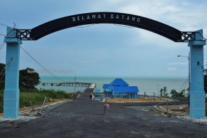 Kotabaru, South Kalimantan, Borneo, village, island, Taman Hutan Meranti, Fery terminal, port, Tourism, beach, tourist attraction, travel guide, 南加里曼丹, 婆罗州, pelabuhan,