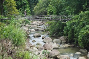 vacation, picnic spot, adventure, nature, outdoor, indigenous, Parang village, Kuching, charity, community service, native, dayak bidayuh, tribe, Padawan, Malaysia,