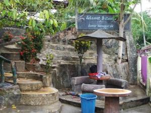 sumber air panas, Beach, Borneo, South Kalimantan, Kalsel, Pulau Laut, Island, nature, obyek wisata, outdoors, tourism, travel guide, village, 婆罗州