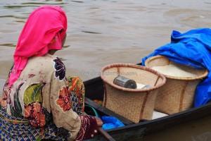 Floating Market, authentic, indigenous, ethnic Banjarese, dayak, klotok, culture, dayak, Indonesia, Banjarmasin, river city, Sungai Martapura, obyek wisata, Tourism, village