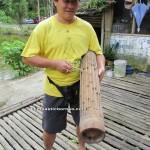 authentic, indigenous, letung, ketong, orang asal, native, tribe, Kampung Kamas, village, Padawan, Kuching, Malaysia, 沙捞越, traditional, xylophone