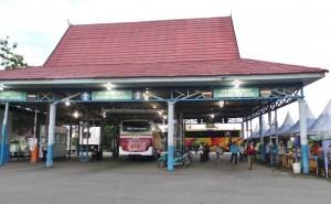 kota, backpackers, guide, Tourism, South Kalimantan, East Kalimantan, bus, transportaion,