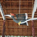 Balai Adat, backpackers, destination, culture, Borneo, Indonesia, sculptures, Tourism, tourist attraction, traditional, travel guide, tribal, village, 东加里曼丹, 旅游景点