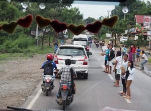 Banjarmasin, Balikpapan, backpackers, Tourism, South Kalimantan, East Kalimantan, bus, transportaion,