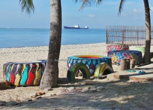 restaurant, outdoors, backpackers, tourism, tourist attraction, travel guide, alam, Pantai, cafe, resto, Kalimantan Timur,