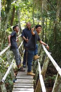 Borneo, Indonesia, Kalimantan Timur, conservation, Hutan Lindung, primary jungle, mangrove forest, Nature Reserve, proboscis monkey, wildlife, Pusat Konservasi, ecotourism, tourist attraction, Obyek wisata, alam,