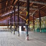 Desa Budaya Sungai Bawang, Balai Adat, authentic, indigenous, East Kalimantan, Kutai Kartanegara, Muara Badak, motifs, sculptures, Tourism, obyek wisata, travel guide, village, 婆罗州, 旅游景点