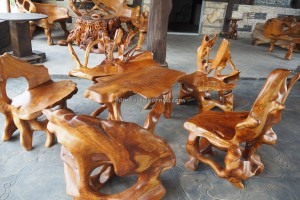 Mebel kayu, theme park, nature, outdoor, backpackers, Borneo, Kalimantan Timur, Samarinda, Kampung Kajang, Anggana, family vacation, tourist attraction, travel guide, 婆罗州, 旅游景点